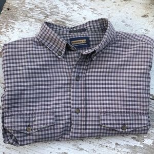 ❤️3 for $20❤️ Men's Panhandle Slim Button-down